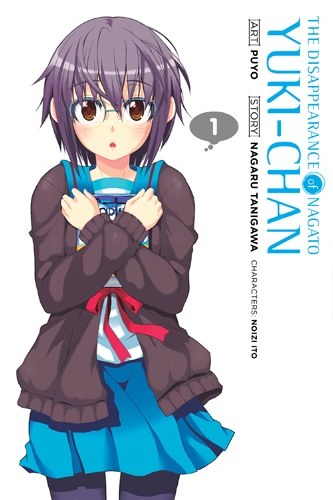 The Disappearance of Nagato Yuki-Chan Vol.1